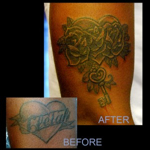 heart coverup