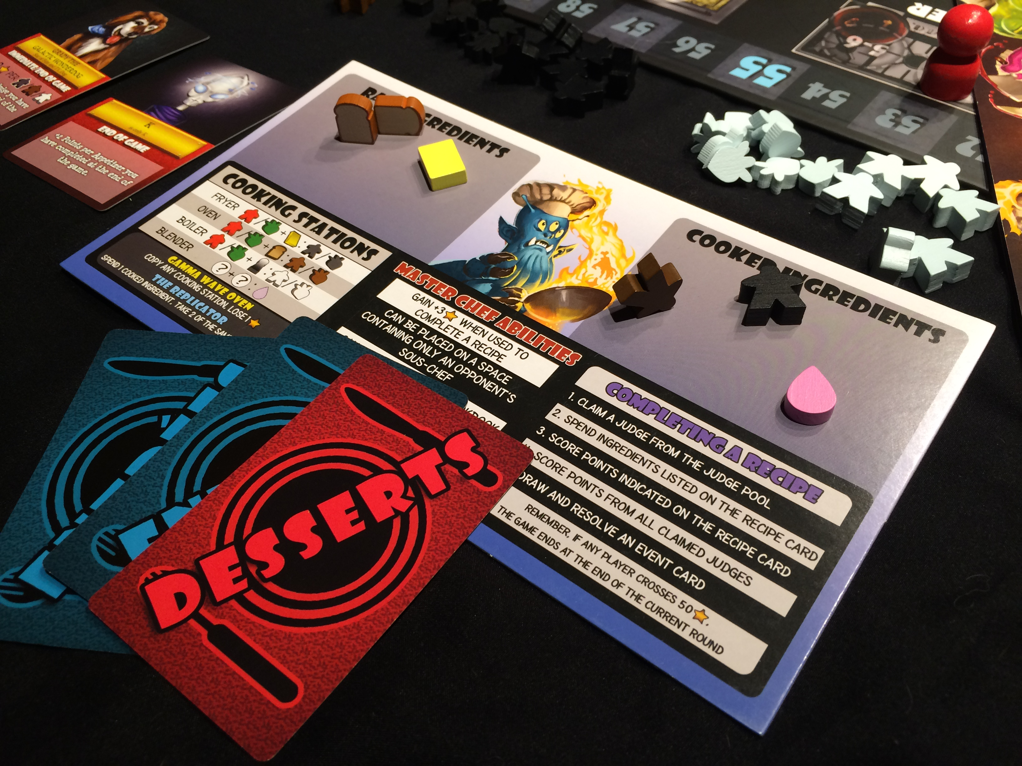 How to serve man kickstarter edition gateway games st louis how to serve man cards meeples solutioingenieria Choice Image